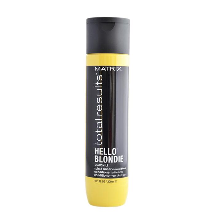 Matrix Total Results Hello Blondie Conditioner 300ml