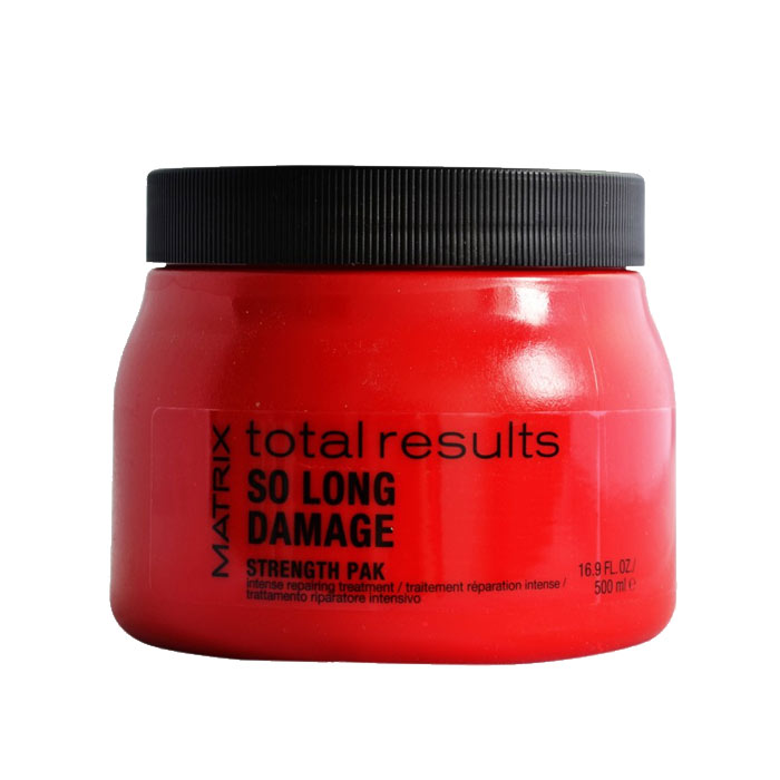 Matrix Total Results So Long Damage Strength Pak 500ml