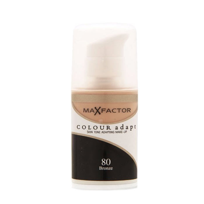 Max Factor Colour Adapt Foundation 80 Bronze