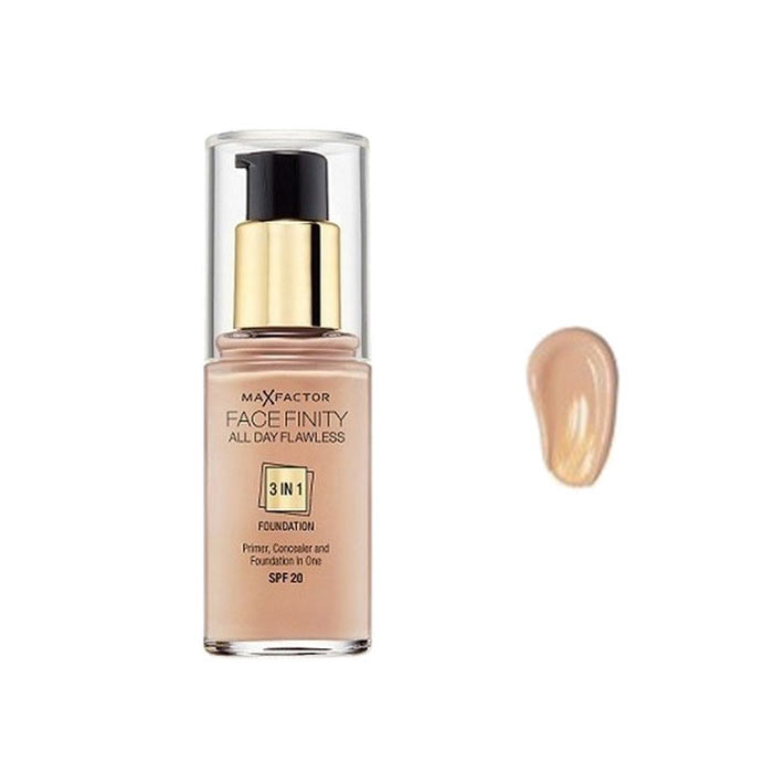Max Factor Facefinity 3 In 1 Foundation 75 Golden