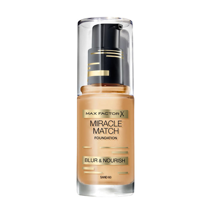 Max Factor Miracle Match Foundation Sand 60