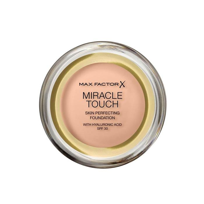 Max Factor Miracle Touch Foundation 035 Pearl Beige