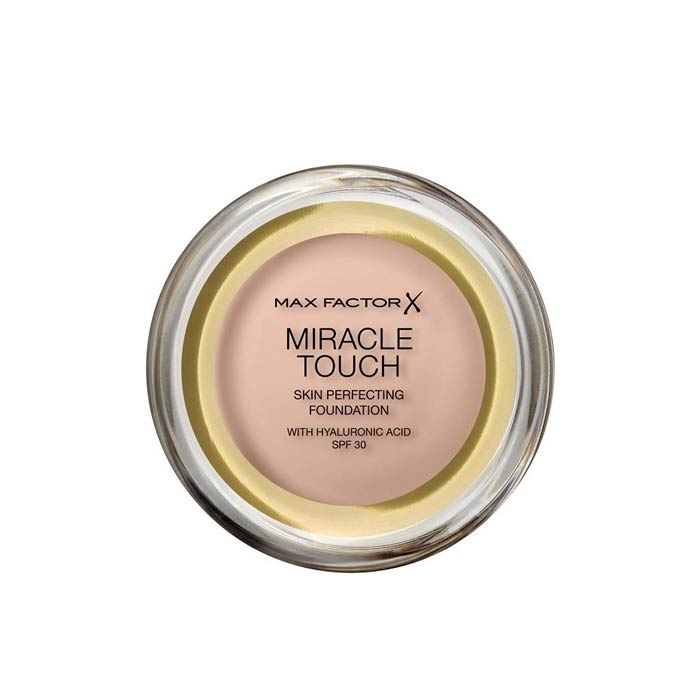 Swish Max Factor Miracle Touch Foundation 035 Pearl Beige
