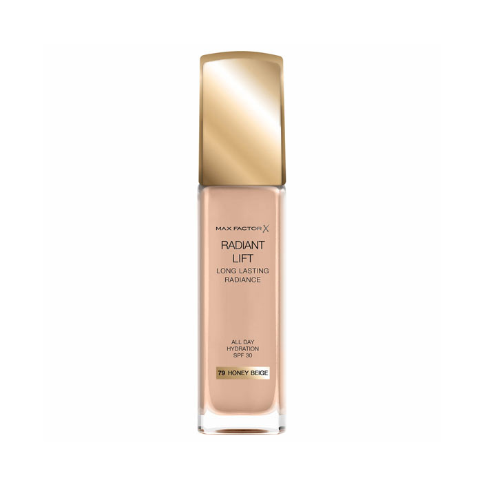Max Factor Radiant Lift Foundation 30ml - 79 Honey Beige