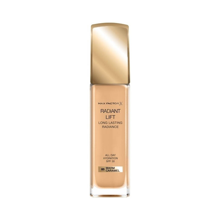 Max Factor Radiant Lift Foundation 30ml - 85 Warm Caramel