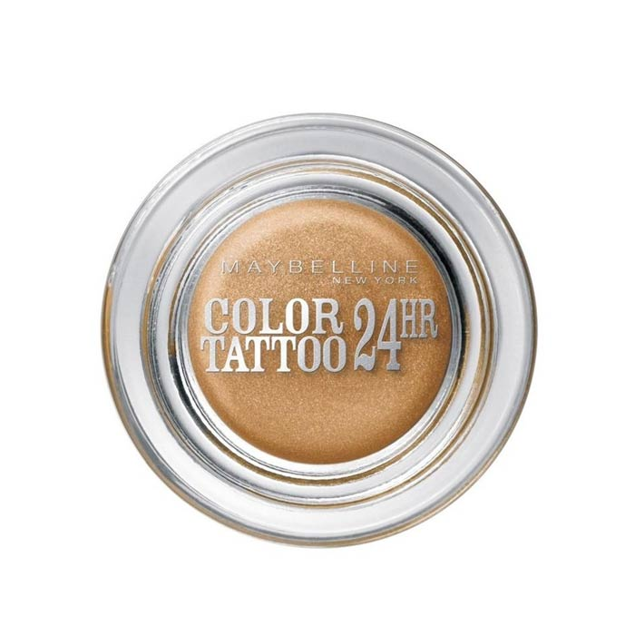 Swish Maybelline Color Tattoo 24H Cream Eyeshadow - Pink Gold