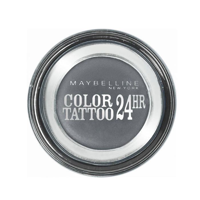 Maybelline Color Tattoo 24H Cream Eyeshadow - Immortal Charcoal