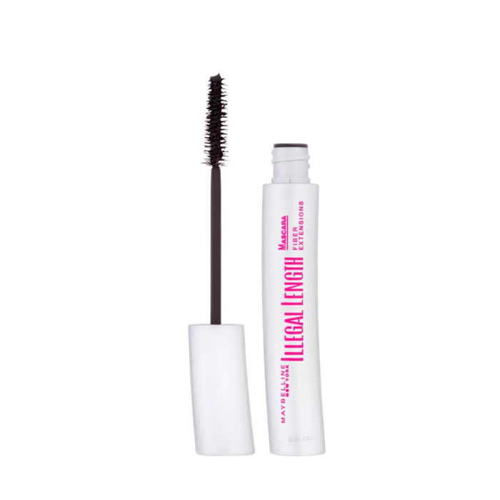 Maybelline Illegal Length Mascara Black 6,9ml