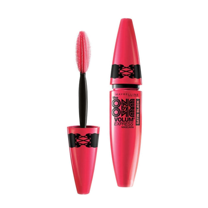 Maybelline One By One Mascara Satin Black 9ml