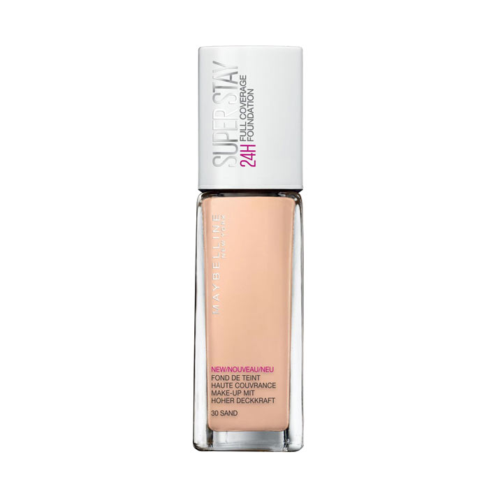 Maybelline Superstay 24H Foundation - 30 Sand