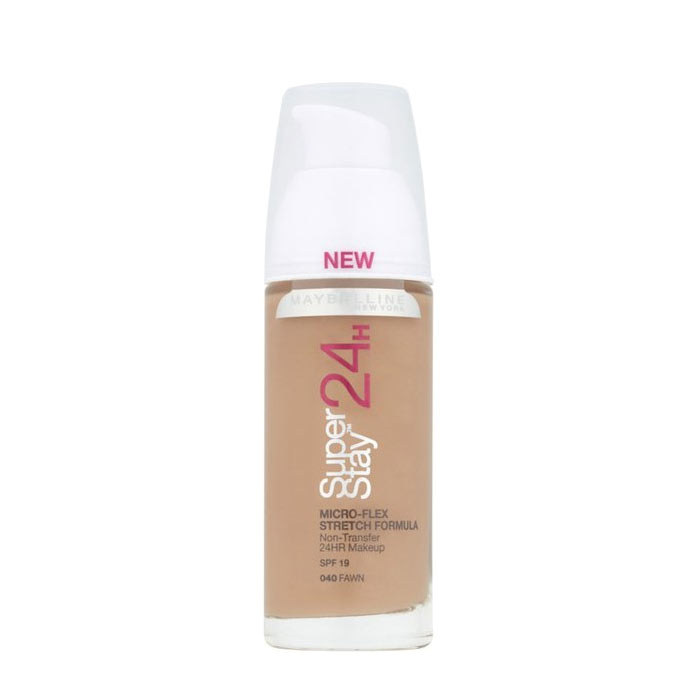 Maybelline SuperStay 24H Foundation 30ml 40 Fawn