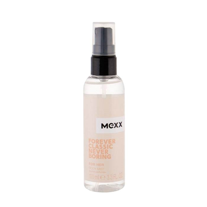 Mexx Forever Classic Never Boring For Her Body Mist 100ml