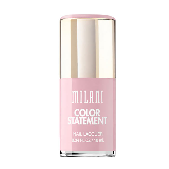 Milani Color Statement Nail Lacquer - 04 Vintage Lace Sheer