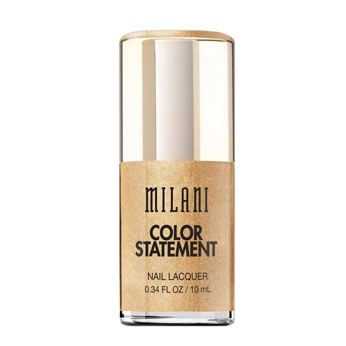 Milani Color Statement Nail Lacquer - 52 Gold Plated