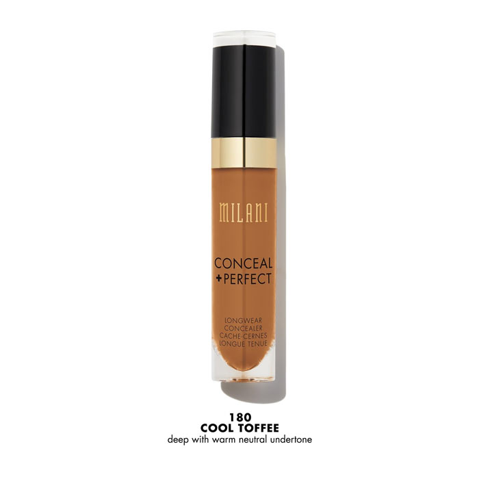 Milani Conceal + Perfect Longwear - 180 Cool Toffee