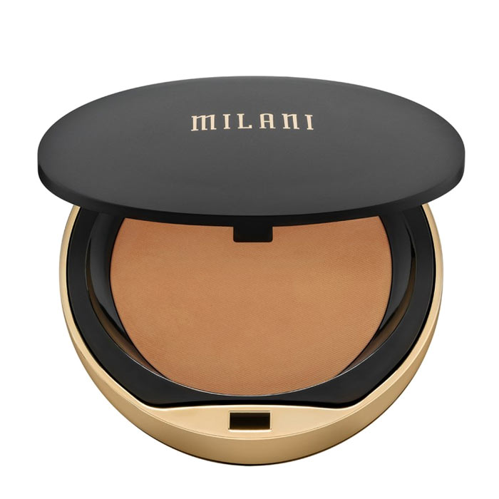 Milani Conceal + Perfect Shine-Proof Powder - 08 Medium Deep