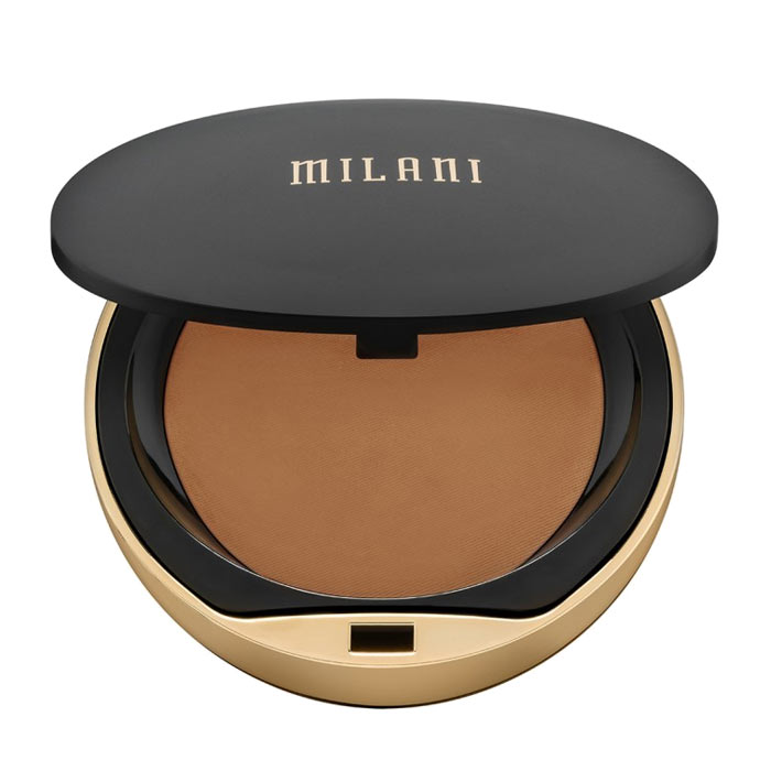 Milani Conceal + Perfect Shine-Proof Powder - 10 Dark Deep