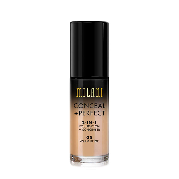 Milani Conceal+Perfect Liquid Foundation - 05 Warm Beige
