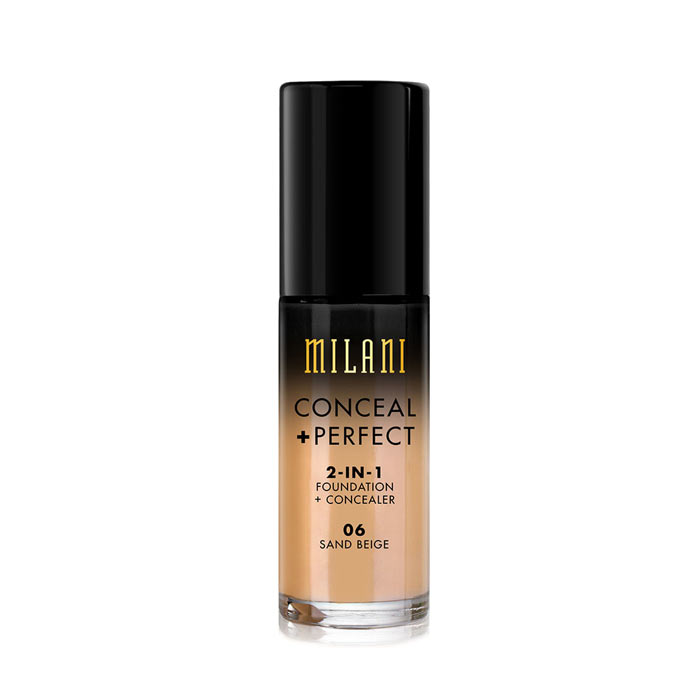 Milani Conceal+Perfect Liquid Foundation - 06 Sand Beige