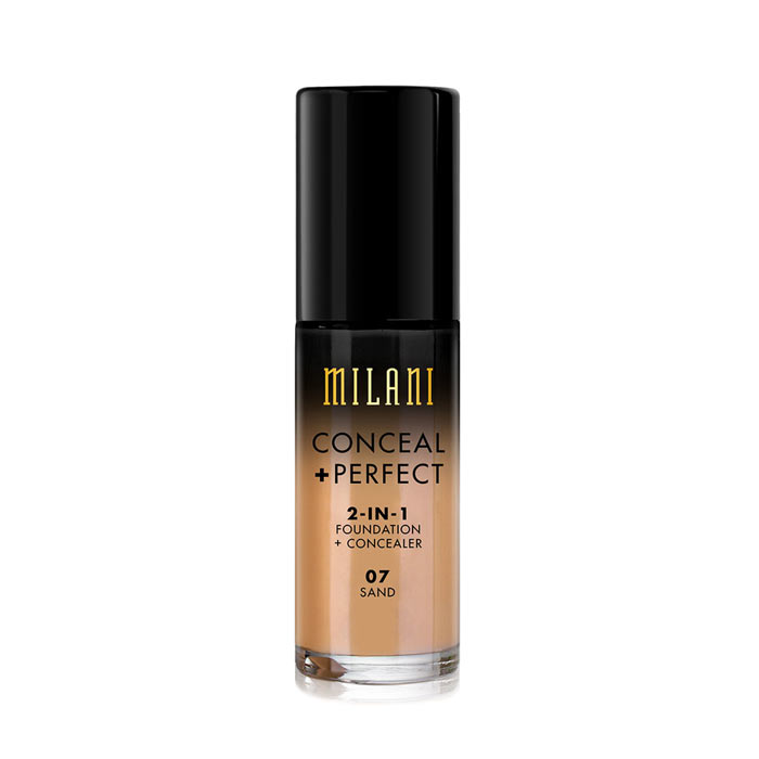 Milani Conceal+Perfect Liquid Foundation - 07 Sand