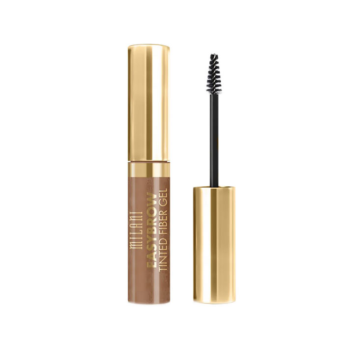 Milani Easybrow Tinted Fiber Gel - 01 Soft Brown