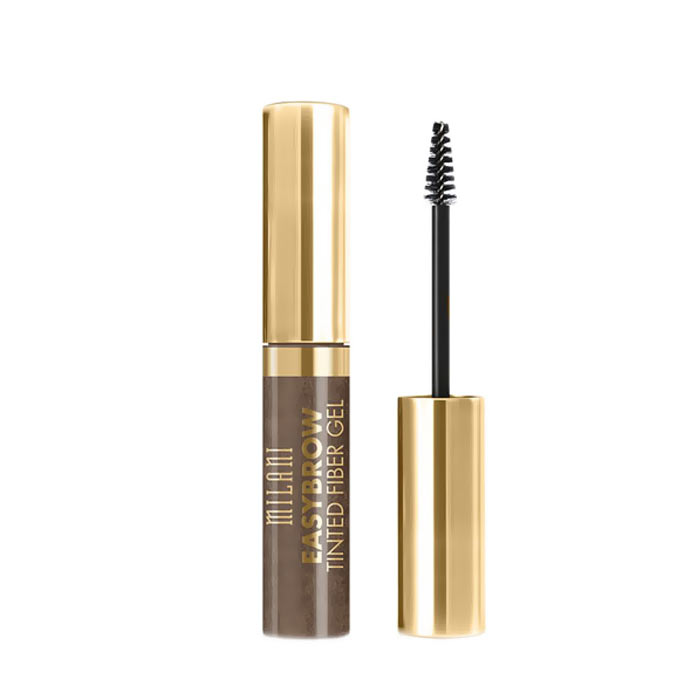 Milani Easybrow Tinted Fiber Gel - 05 Dark Brown