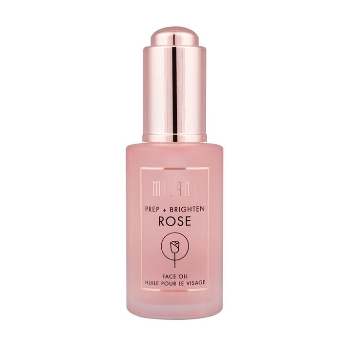 Milani Face Oil - Prep + Brighten Rose