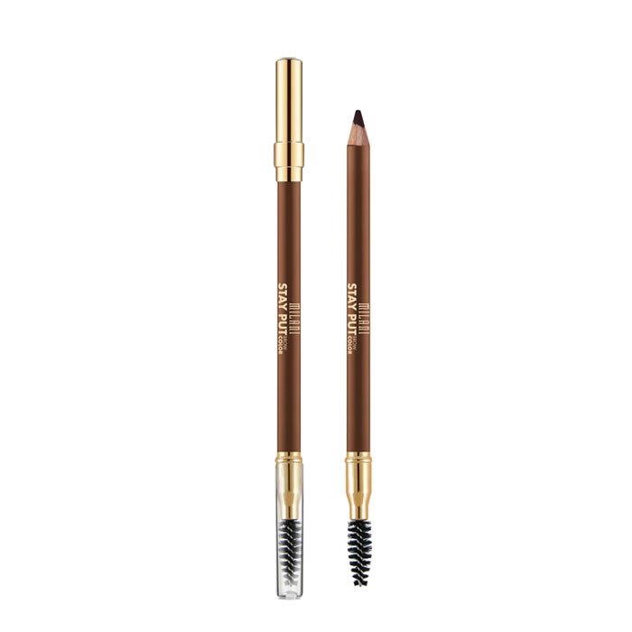 Milani Stay Put Brow Pomade Pencil - 02 Soft Brown