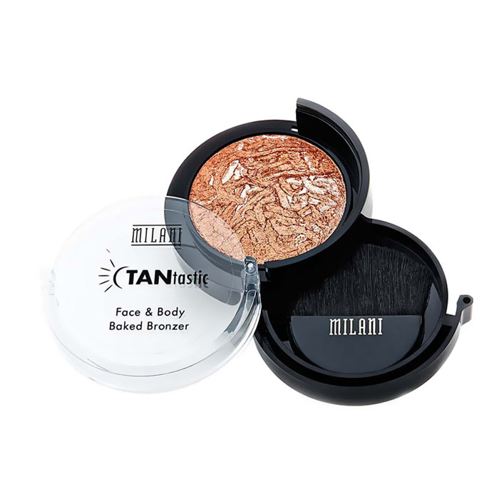 Milani Tantastic Face & Body Baked Bronzer - 01
