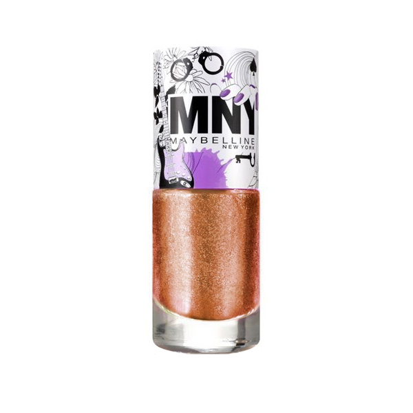 MNY By Maybelline My Varnish 7ml Copper #461
