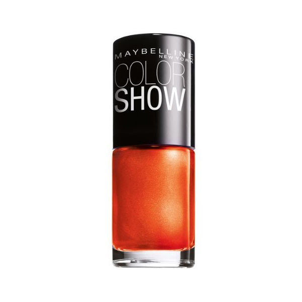 MNY By Maybelline Nail Varnish 7ml Solar Flare