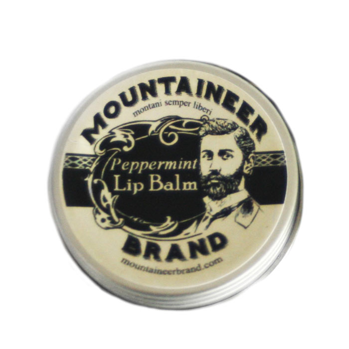 Mountaineer Brand Lip Balm Peppermint 15g