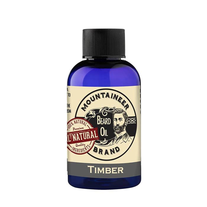 Mountaineer Brand Timber Beard Oil 60ml