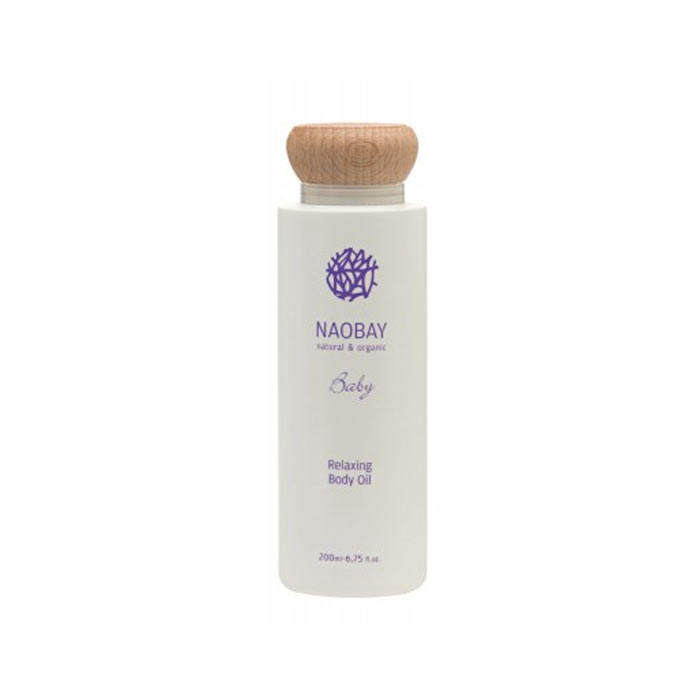 Naobay Baby Relaxing Oil 200ml