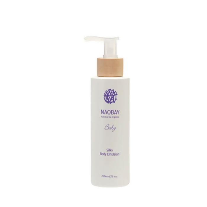 Naobay Baby Silk Body Emulsion 200ml