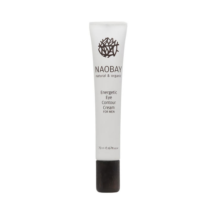 Naobay Energetic Eye Contour Cream For Men 20ml