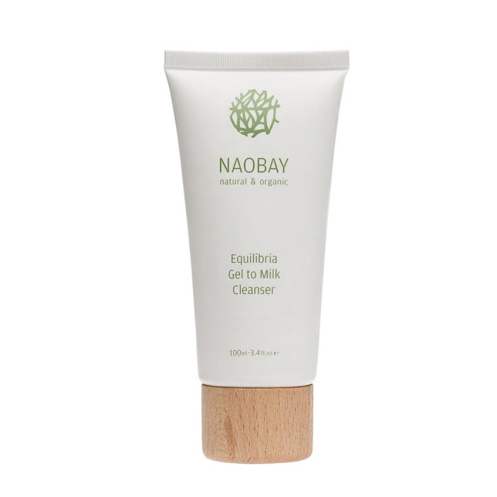 Naobay Equilibria Gel To Milk Cleanser 100ml