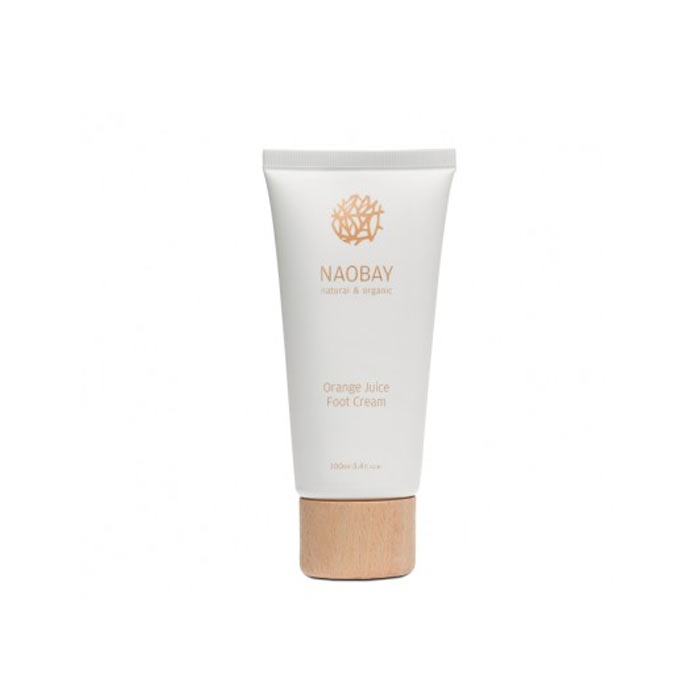 Naobay Orange Juice Foot Cream 100ml