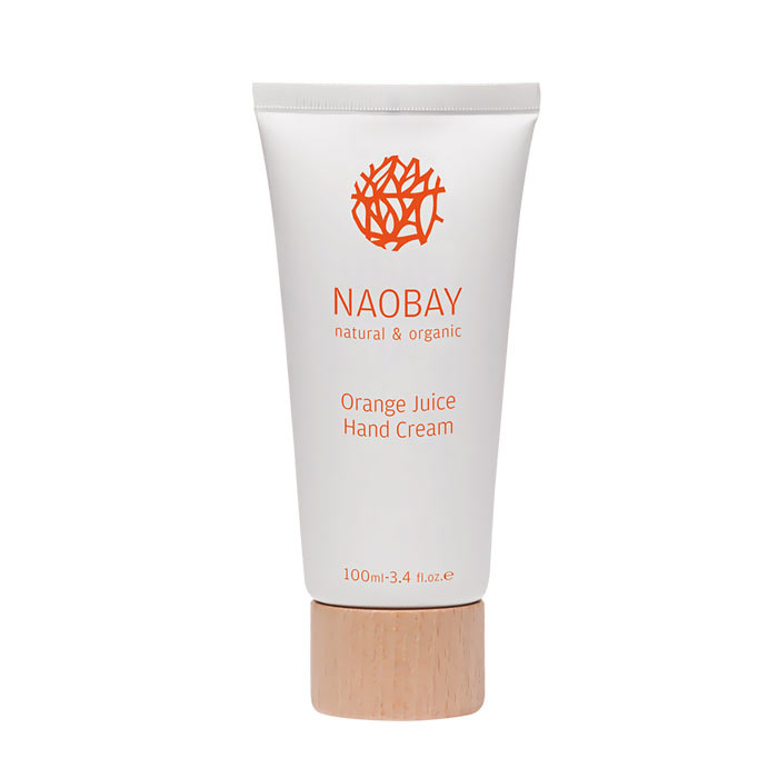 Naobay Orange Juice Hand Cream 100ml
