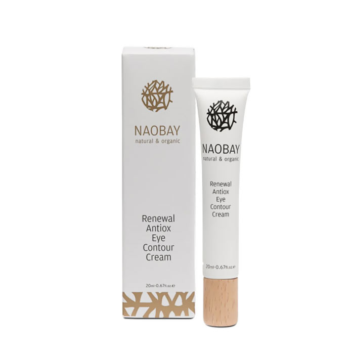 Naobay Renewal Antiox Eye Contour Cream 20ml