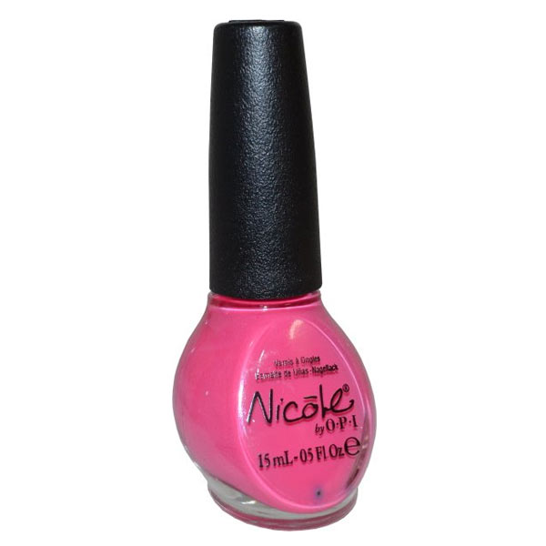 Nicole by OPI Nail Lacquer 15ml City-Pretty Rose