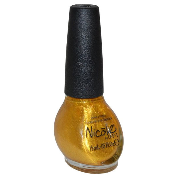 Nicole by OPI Nail Lacquer 15ml Dandy Lion