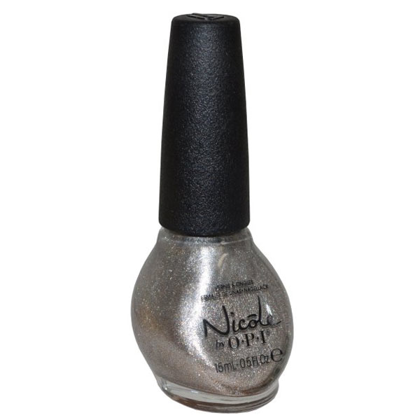 Nicole by OPI Nail Lacquer 15ml The Gold Shoulder