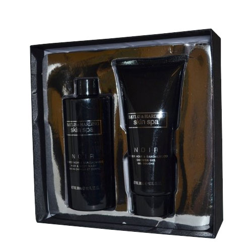 Noir Shower Gel 200ml & Hair & Body Wash 300ml -Box Imperfect