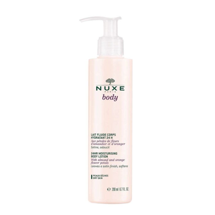Nuxe Body 24H Moisturizing Body Lotion 200ml