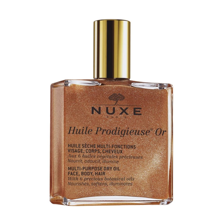 Nuxe Huile Prodigieuse Or Multi Purpose Illuminating Dry Oil 100ml