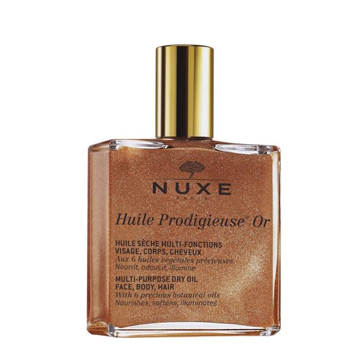 Nuxe Huile Prodigieuse Or Multi Purpose Illuminating Dry Oil 50ml