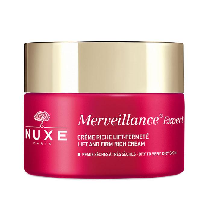 Nuxe Merveillance Expert Lift And Firm Rich Day Cream - Dry Skin 50ml