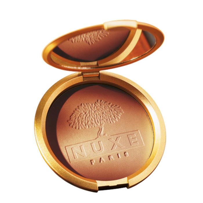 Nuxe Poudre Eclat Prodigieux Multi-Usage Compact Bronzing Powder