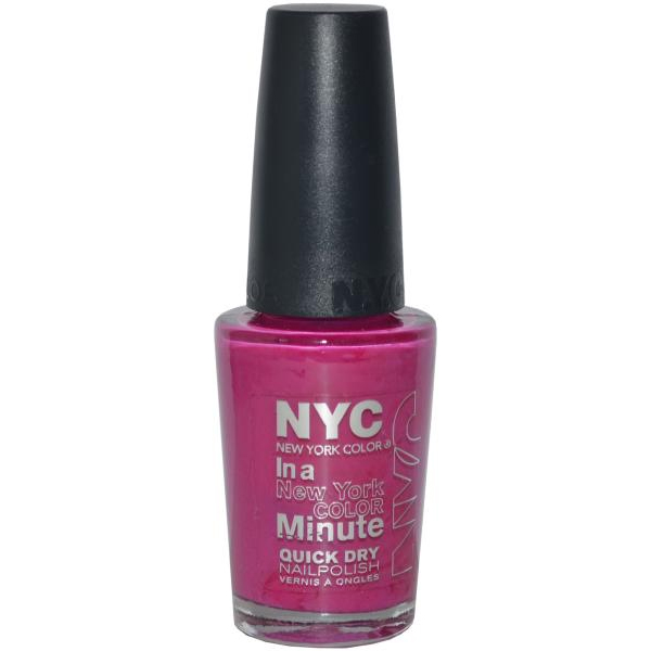 NYC New York Color Quick Dry Nail Polish 9.7ml MoMa